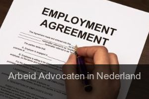 Arbeid Advocaten in Nederland