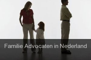 Familie Advocaten in Nederland