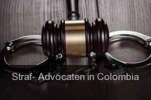 Straf- Advocaten in Colombia